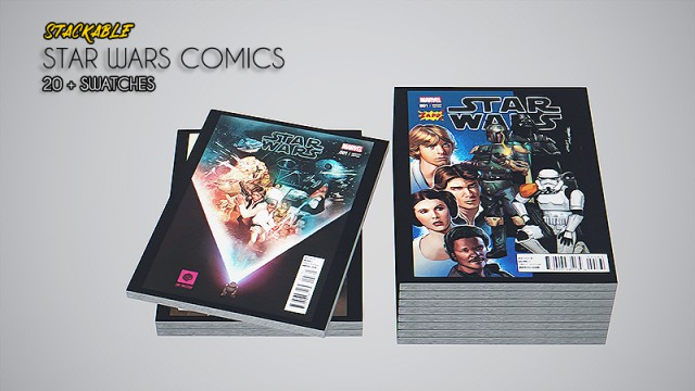Star Wars Comics by peppapots