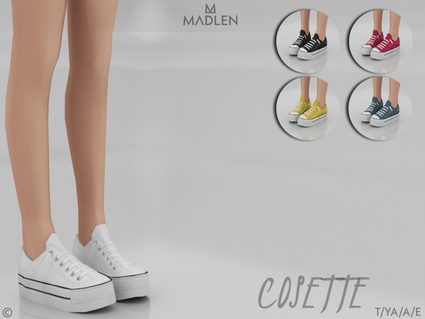 Madlen Cosette Shoes by MJ95