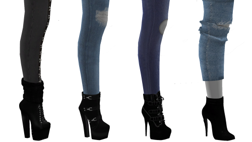 Love Those Boots by 808Pixels