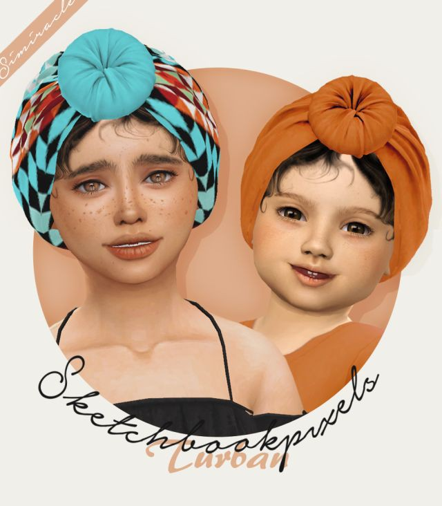 sketchbookpixels Turban - 3T4 by Simiracle
