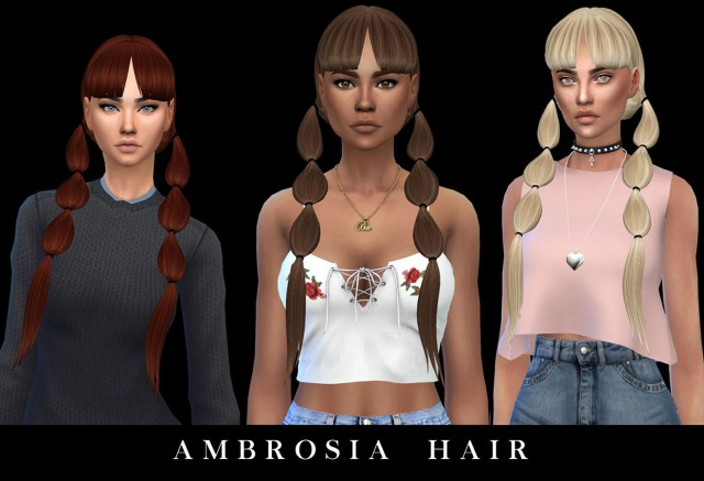 Ambrosia Hair by Leo-Sims