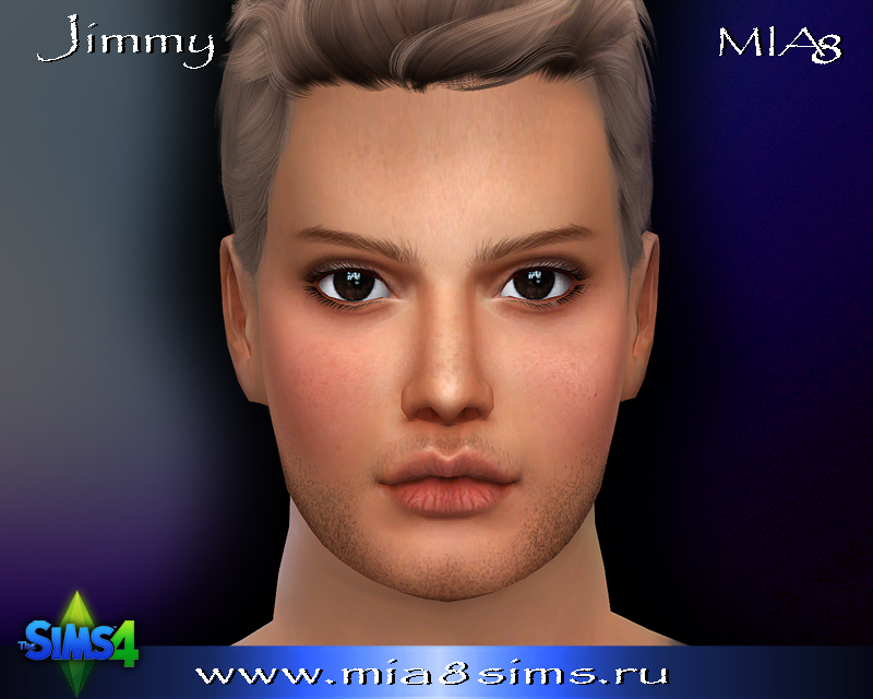 TS4 Jimmy by Mia8