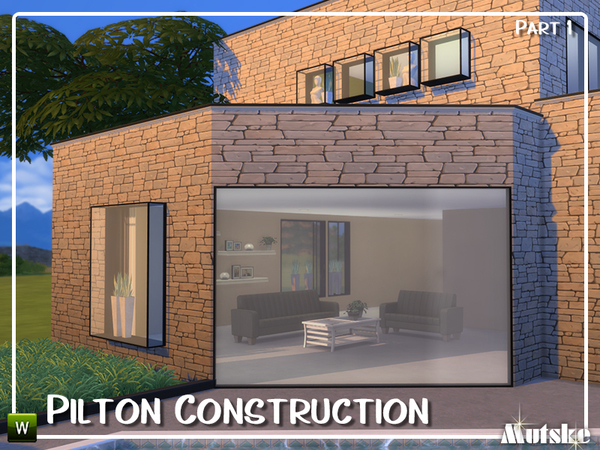 Pilton Constructionset Part 1 by Mutske