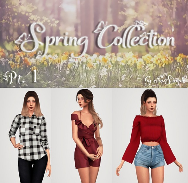 Spring collection part 1 by Elliesimple