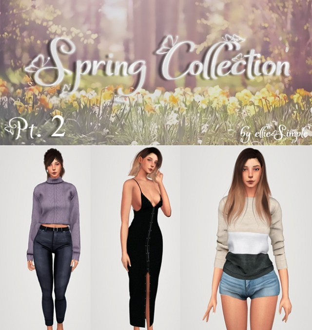 Spring collection part 2 by Elliesimple