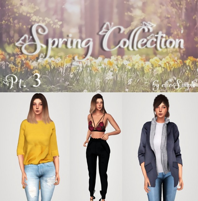Spring collection part 3 by Elliesimple