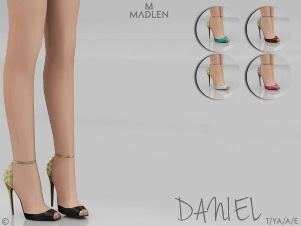 Madlen Daniel Shoes by MJ95