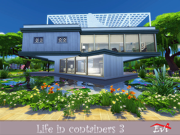 Life in containers 3 by evi