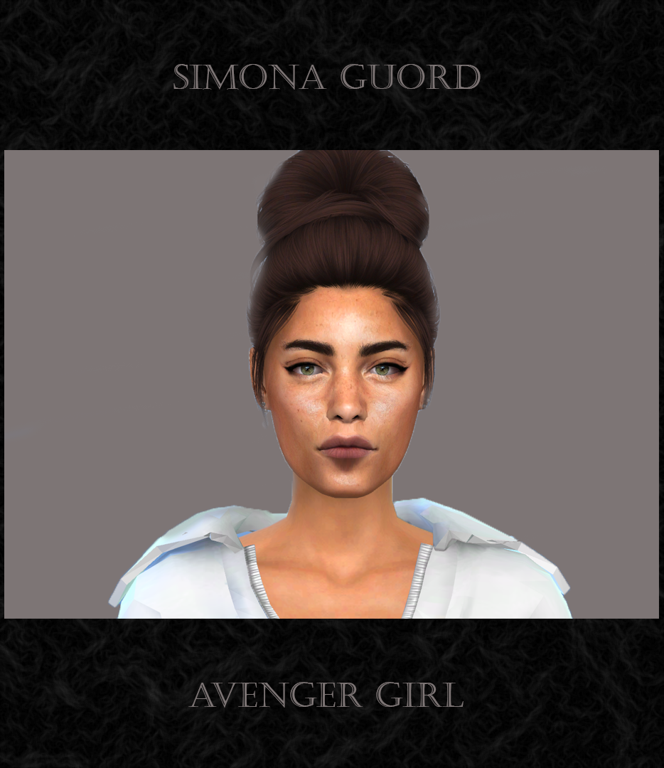 Сим Simona Guord by Avenger_girl
