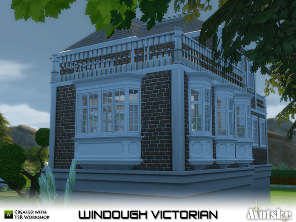 WinDough Victorian Constructionset Part 1 by Mutske
