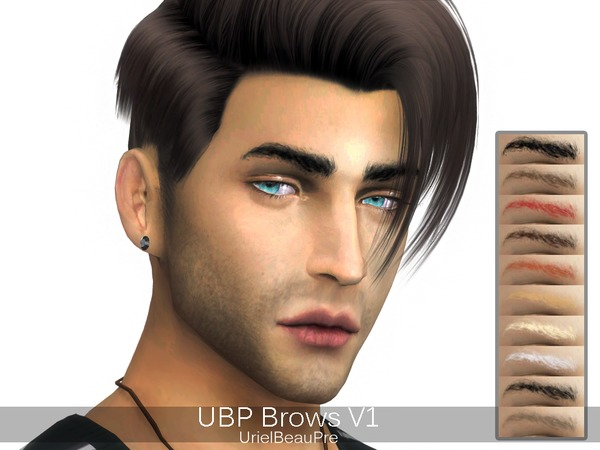 UBP brows v1 by Urielbeaupre