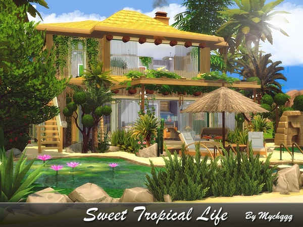 Sweet Tropical Life by MychQQQ