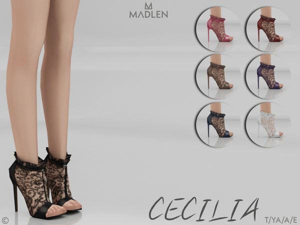 Madlen Cecilia Shoes by MJ95