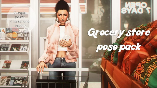 Poses for my story #4 by Andromeda-Sims