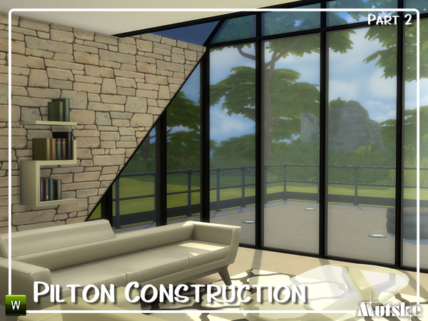 Pilton Constructionset Part 2 by mutske