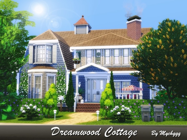 Dreamwood Cottage by MychQQQ