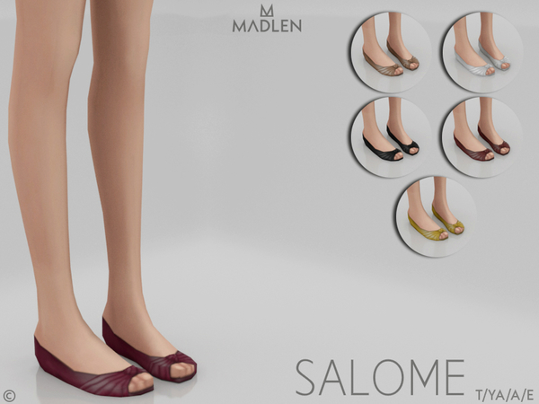 Madlen Salome Shoes by MJ95