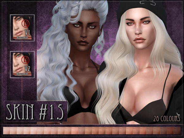 Female skin 15 - SET by RemusSirion