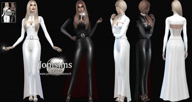Iglosia Outfit by Jomsims