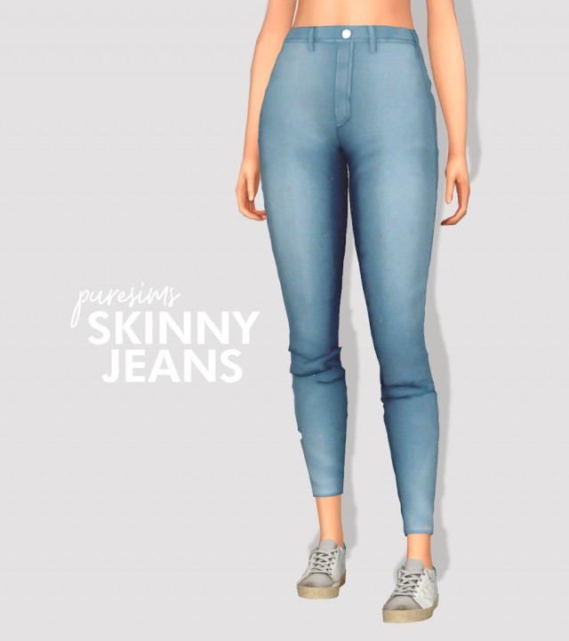 SKINNY JEANS by Puresims