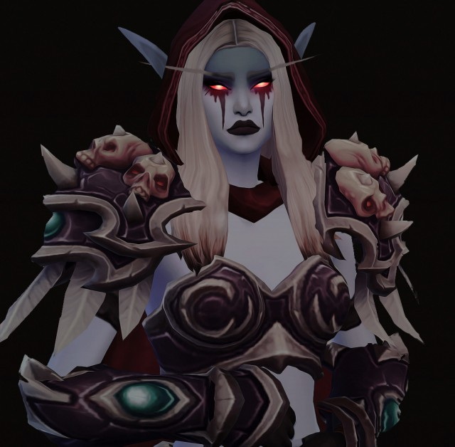Banshee: a Sylvanas Heroes of the Storm conversion by Valhallansim