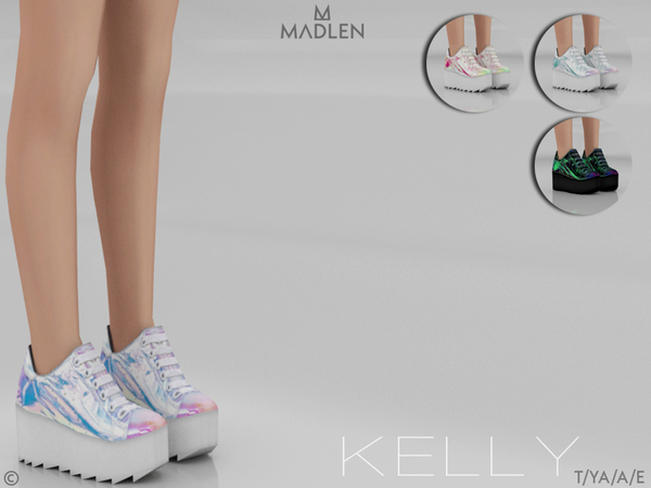 Madlen Kelly Shoes by MJ95