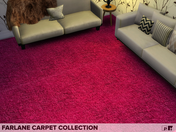 Farlane Carpet Collection by Pinkfizzzzz