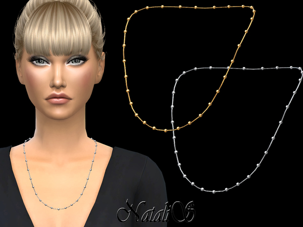 NataliS_Multy beads station necklace