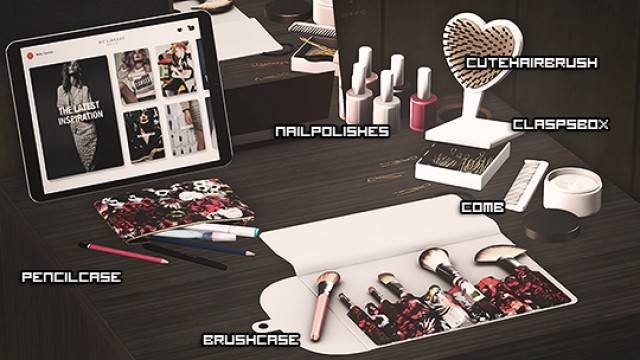 leo-sims beauty dump by noelyelygoodies