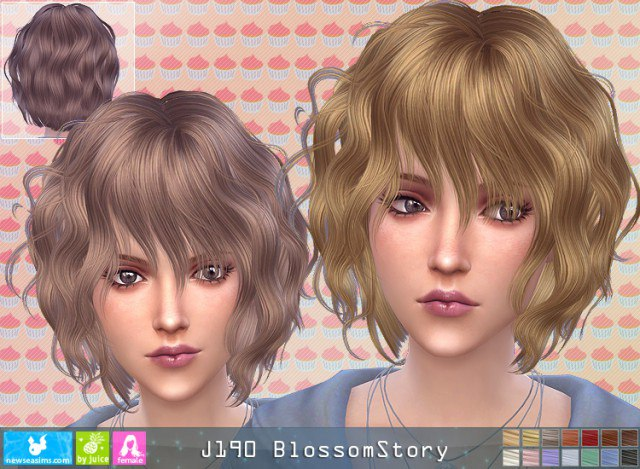 J190F BlossomStory by Newsea