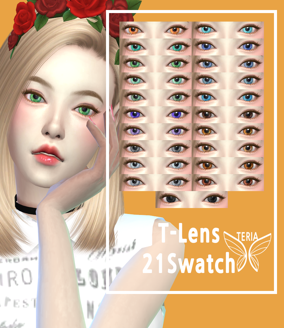 T-Lens 02 by Teria and Seria