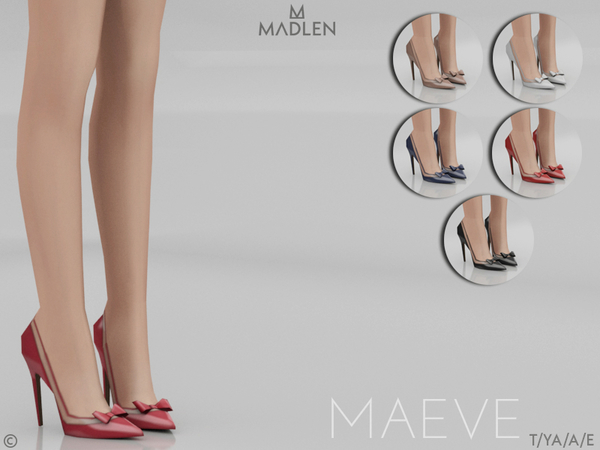 Madlen Maeve Shoes by MJ95
