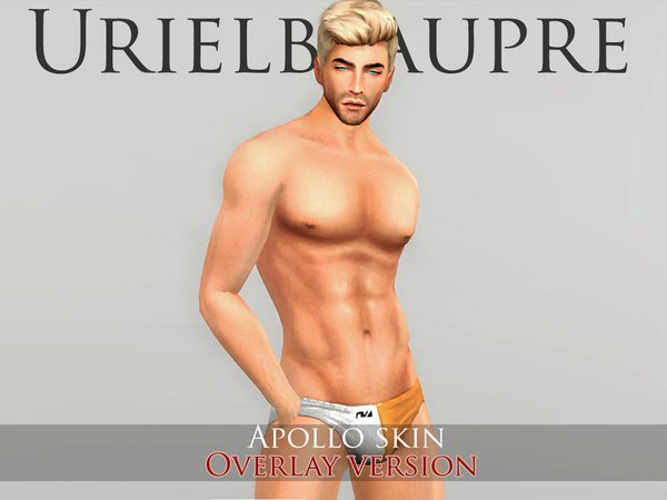 Apollo skin Overlay version by Urielbeaupre