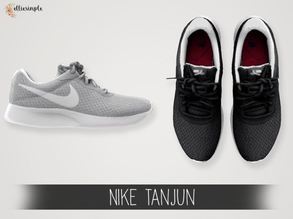 Shoes_Nike Tanjun by Elliesimple