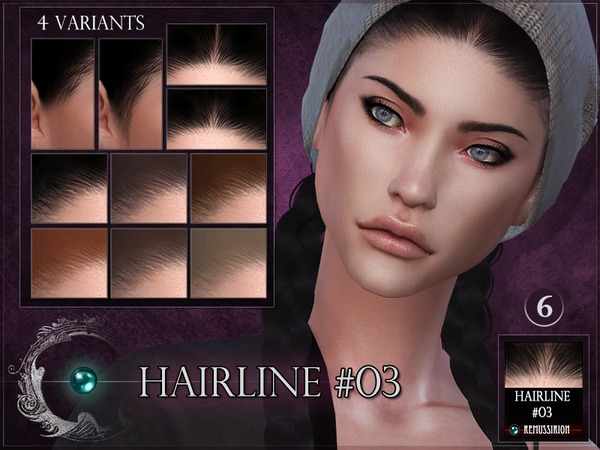 Hairline #03 by RemusSirion