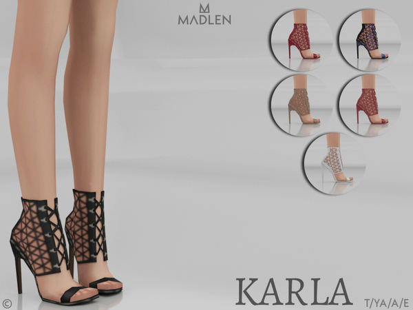 Madlen Karla Shoes by MJ95