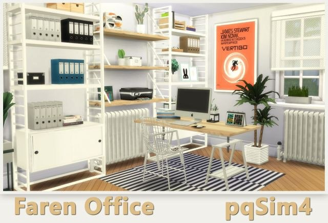 Faren Office by pqSim4