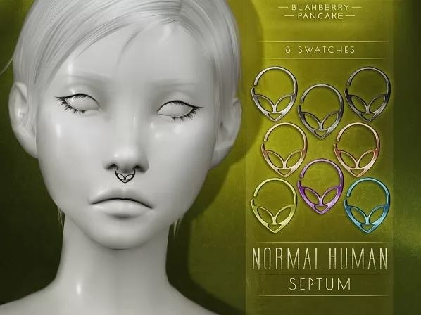 Normal Human Septum by Blahberry Pancake