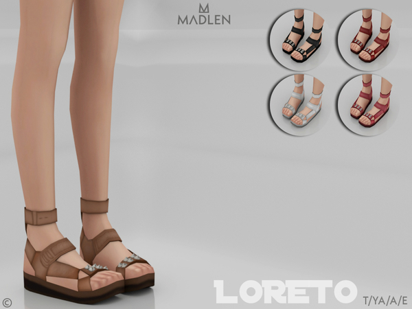 Madlen Loreto Shoes by MJ95