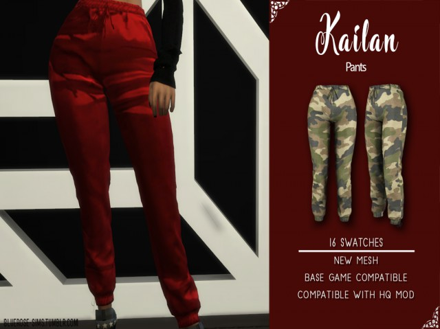 Kailan pants by BlueRose