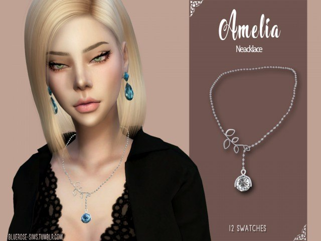 Amelia Neacklace by BlueRose