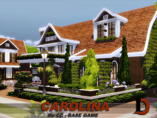 Carolina - BASE GAME-NoCC by Danuta720