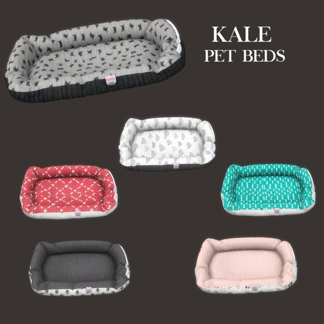 Kale Pet Bed by Leo-Sims
