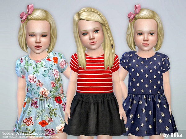 Toddler Dresses Collection P56 by lillka