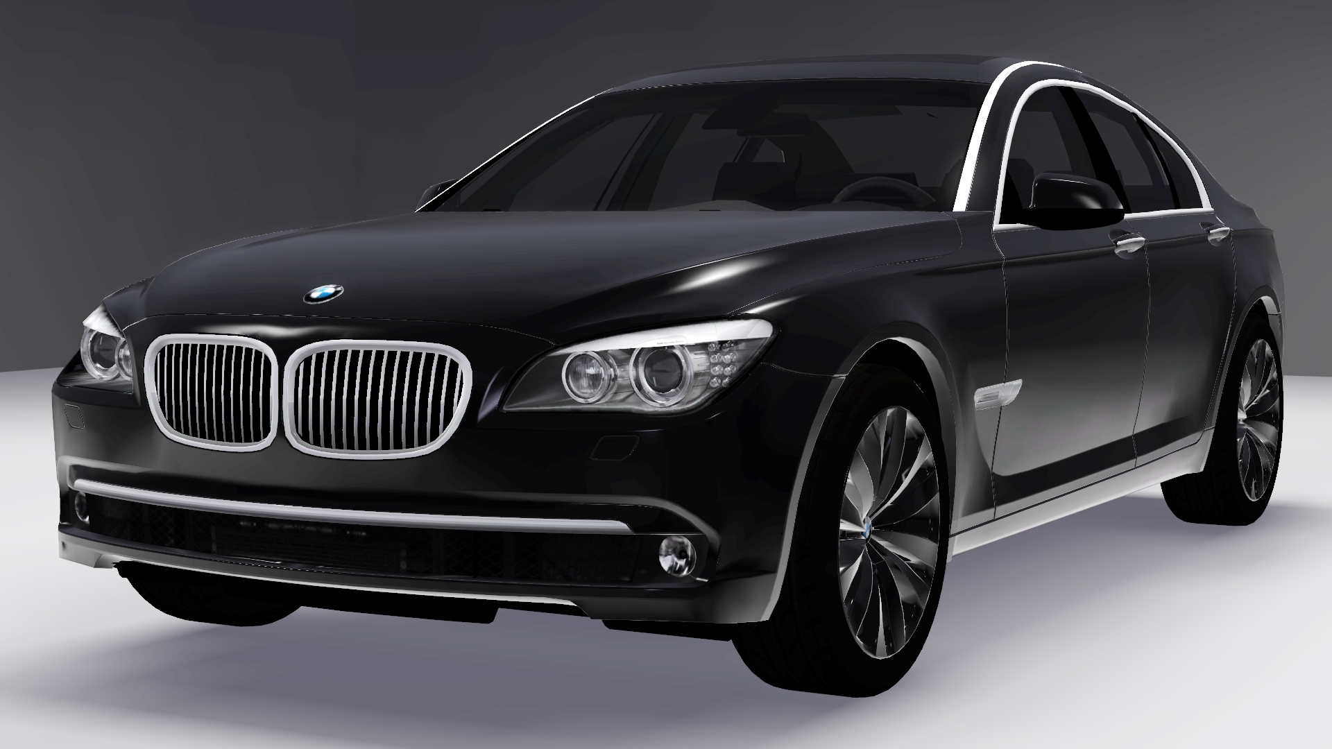 2010 BMW 750i by Fresh-Prince
