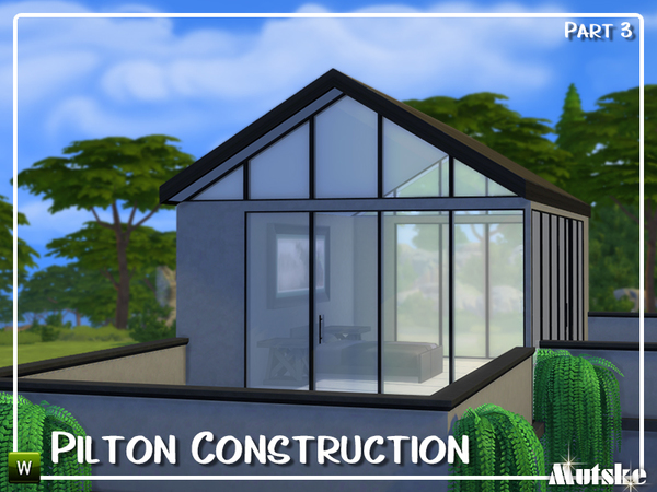 Pilton Constructionset Part 3 by mutske
