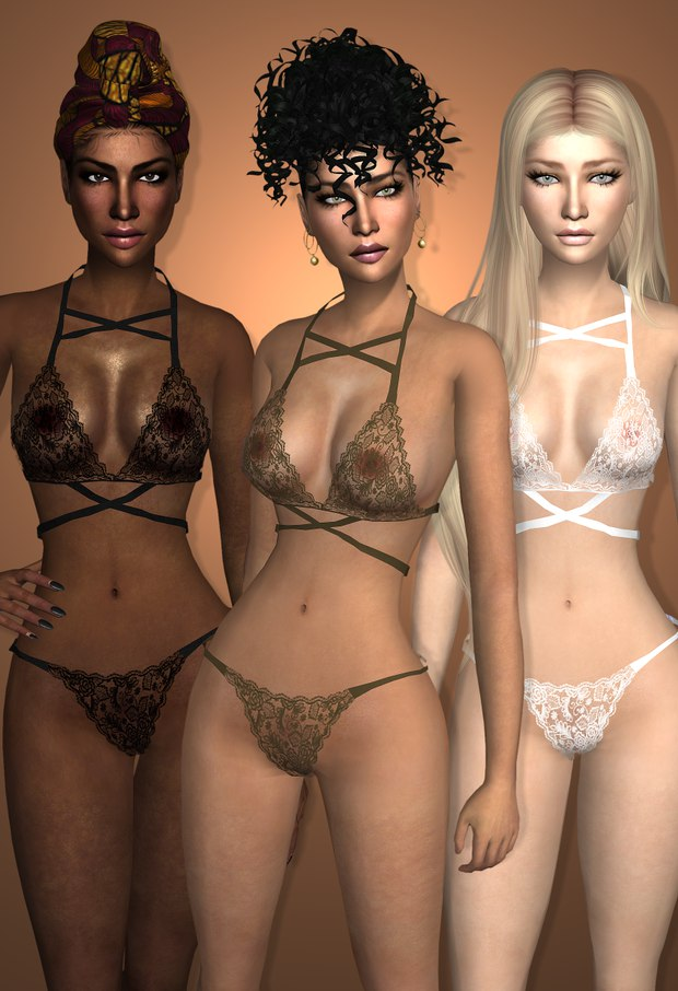 Exclusive Skin Pack by Vittler