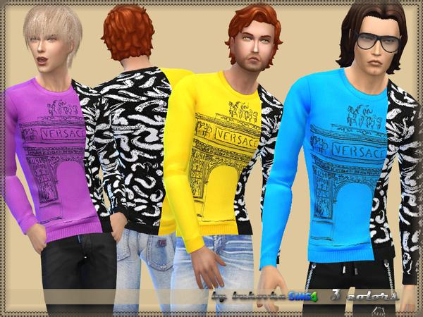 Sweater Male2 by bukovka