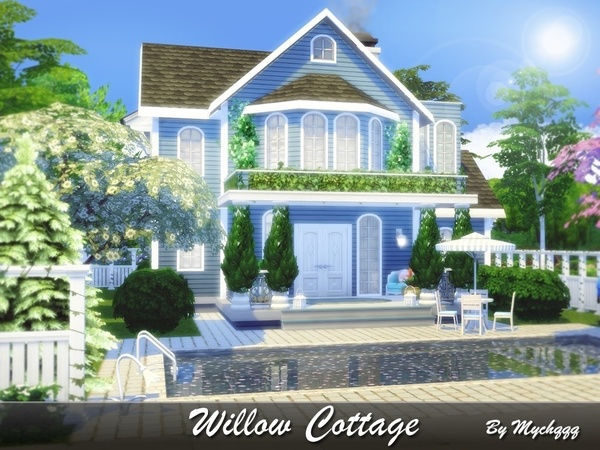 Willow Cottage by MychQQQ