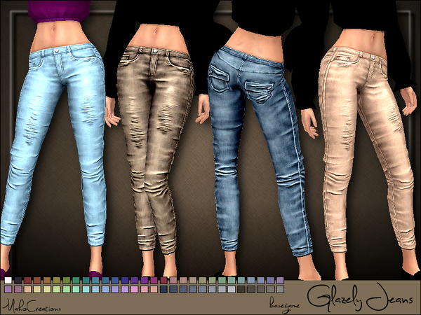 Jeans Glazely by MahoCreations